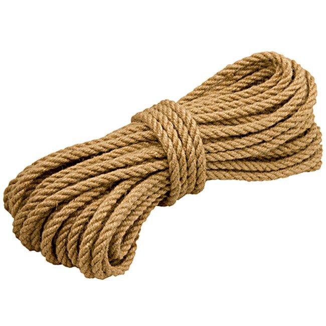 Jutové lano, 10 m