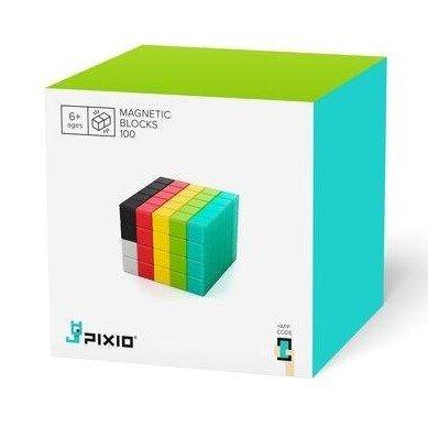 Magnetická stavebnice Pixio 100