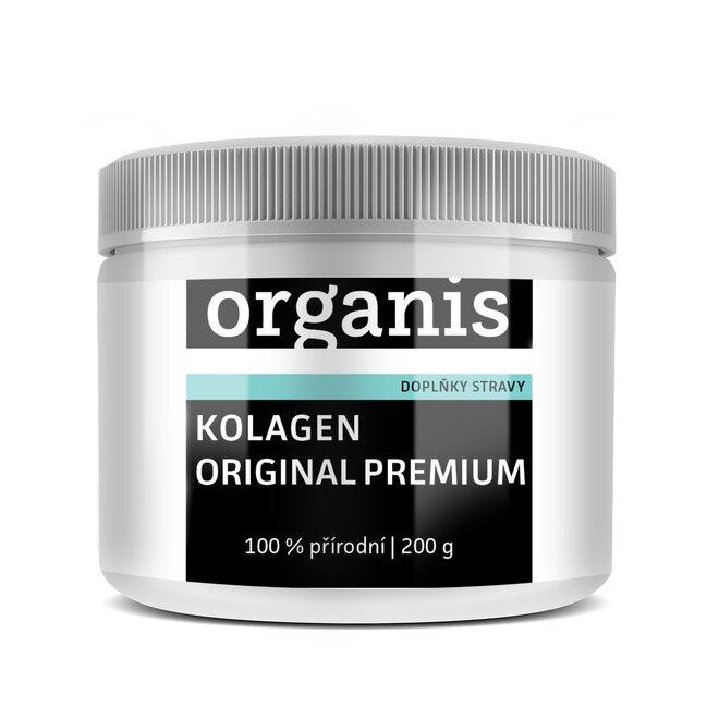 Kolagen Original Premium značky Organis, 200 g
