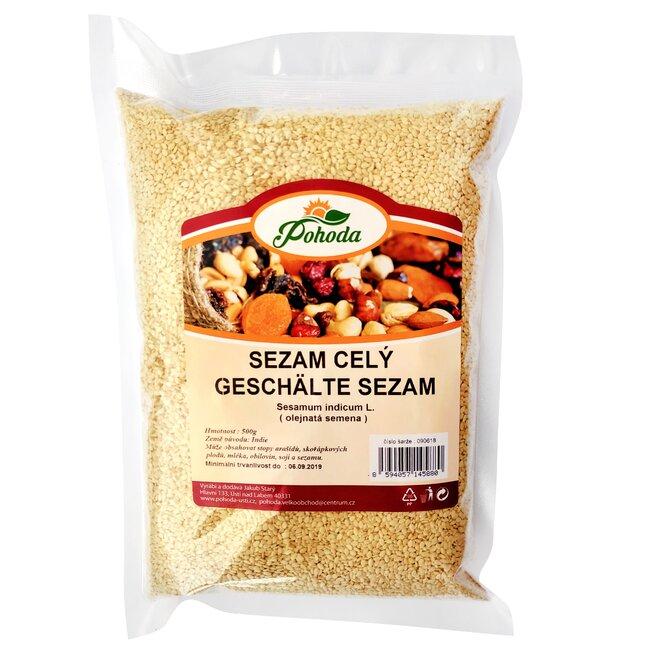 Sezam celý, 500 g