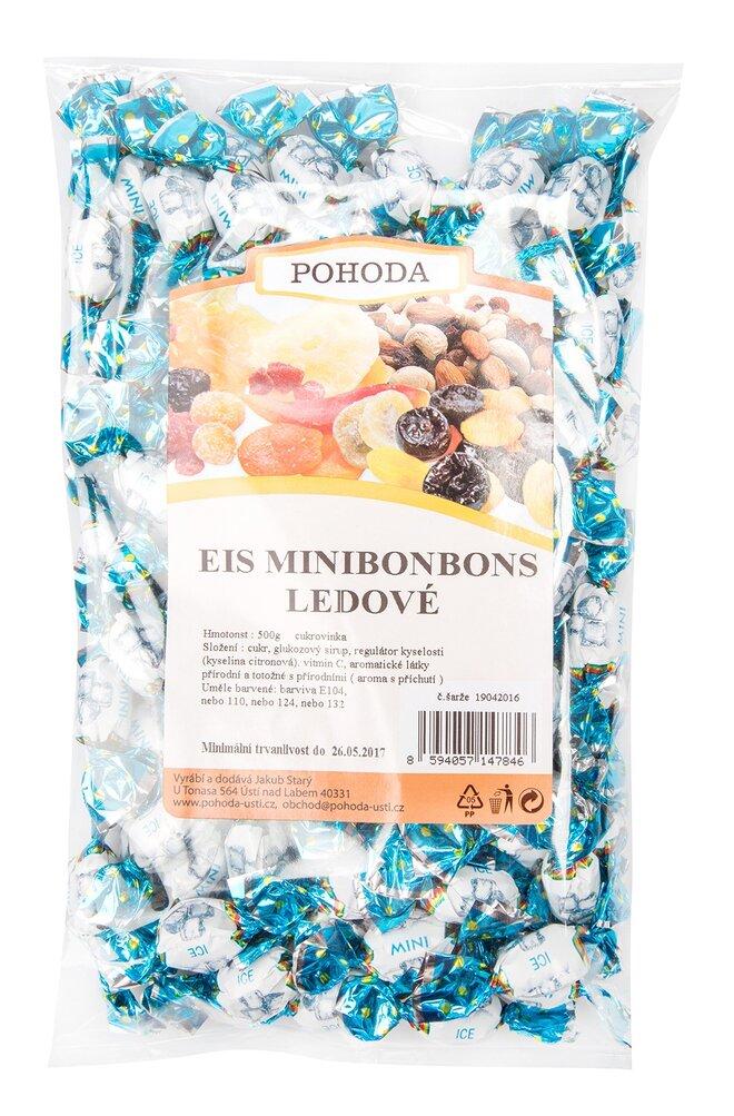 Minibonbony ledové, 500 g
