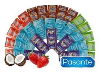 Pasante ovocný mix, 100 ks