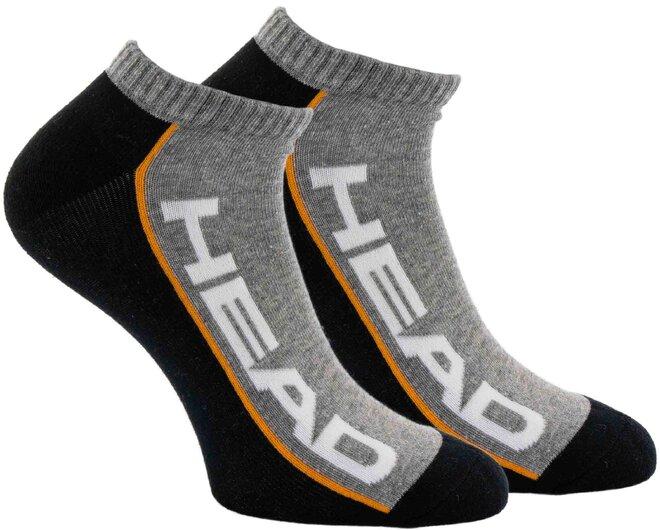 2 páry nízkých ponožek B