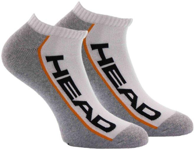2 páry nízkých ponožek A