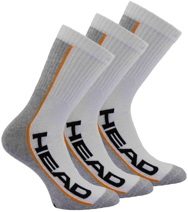 3 páry klasických ponožek F