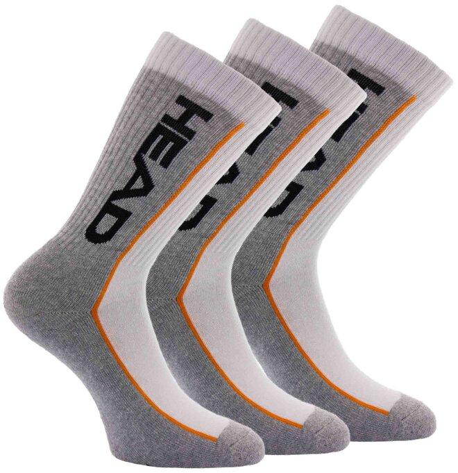 3 páry klasických ponožek I