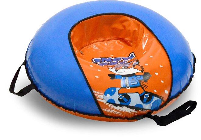 Nafukovací kluzák, 83 cm - Snowfox comfort - do 50 kg
