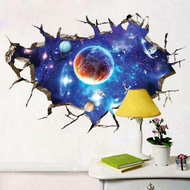 3D vesmír