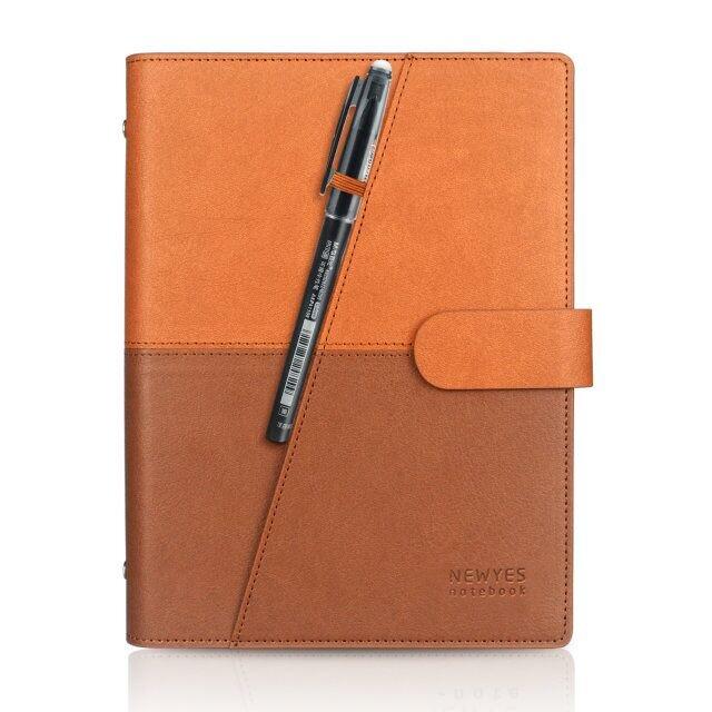 Smart zápisník - hnědý