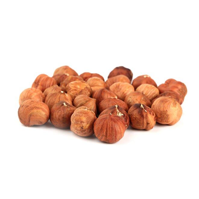 Lískové ořechy Natur