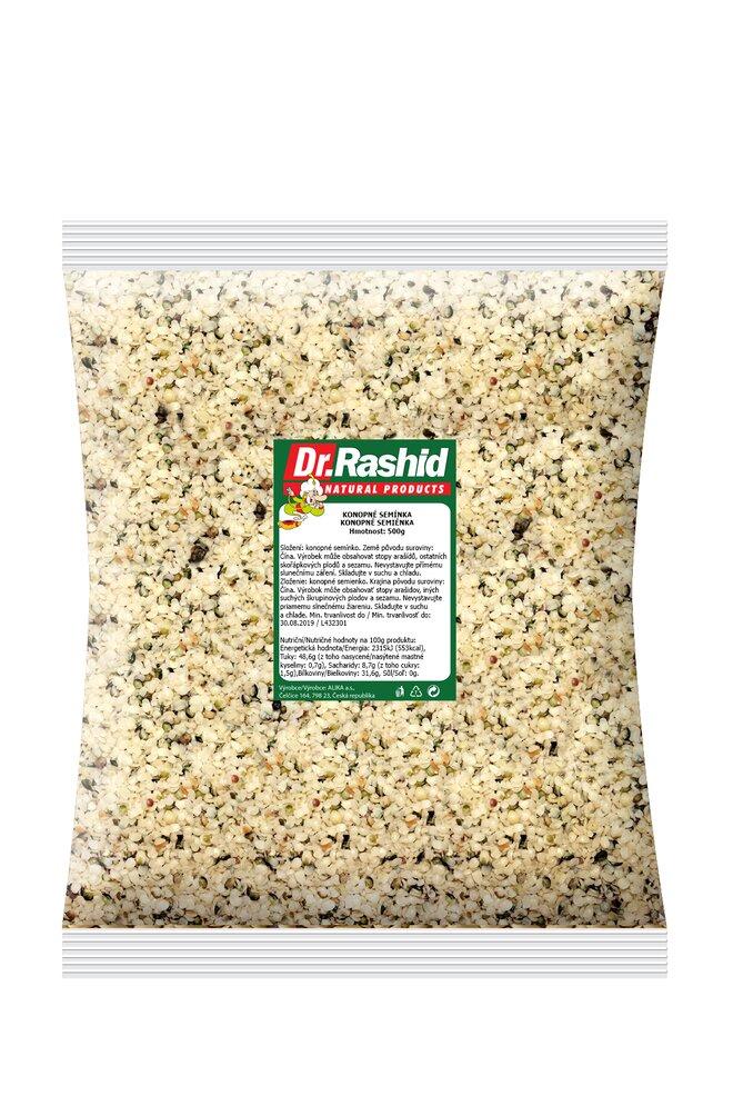 Konopné semínko loupané, 500 g