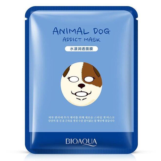 Pleťová maska Bioaqua Dog 30 g