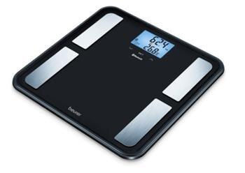 Diagnostická váha Beurer BF 850 black