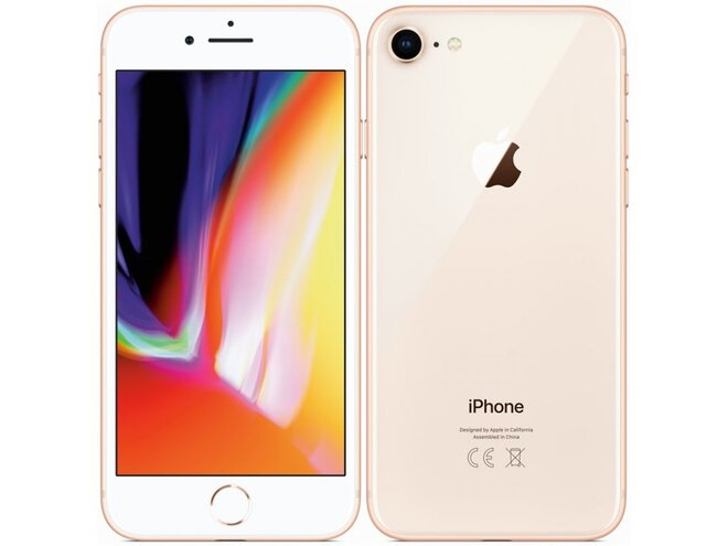 Apple iPhone 8 64GB Gold, kategorie: A