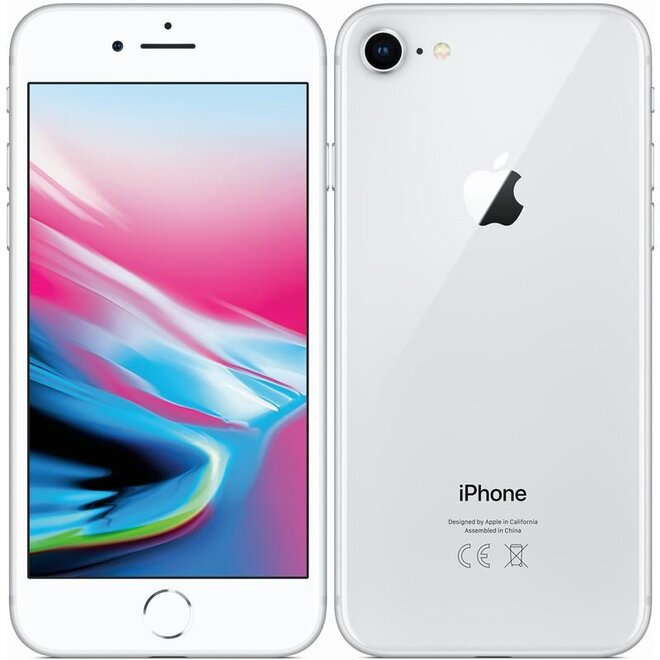 Apple iPhone 8 64GB Silver, kategorie: A