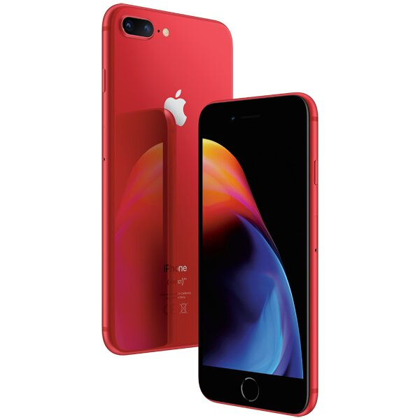 Apple iPhone 8 Plus 64GB Red, kategorie: A