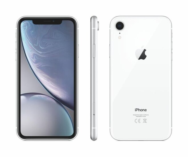 Apple iPhone XR 64GB White, kategorie: A