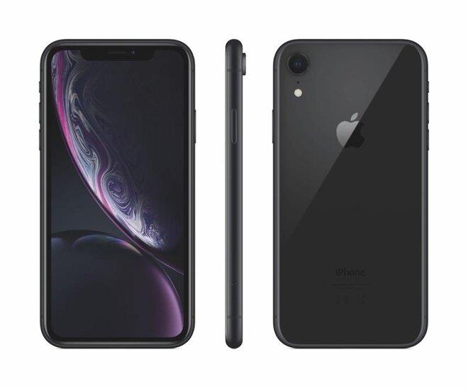 Apple iPhone XR 64GB Matte Black, kategorie: A