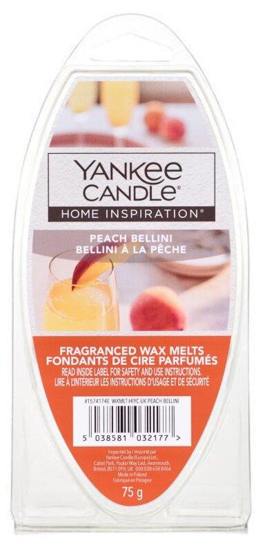 Yankee Candle Peach Bellini - vosk 75 g