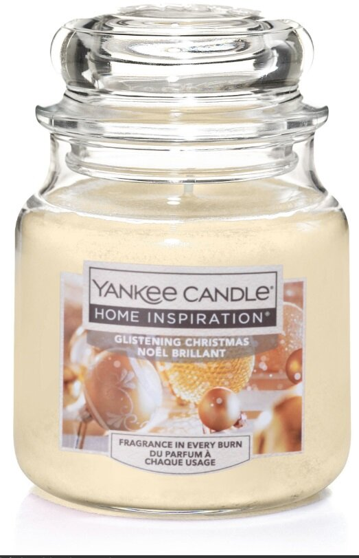 Yankee Candle Glistening Christmas 340 g