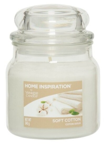 Yankee Candle Soft Cotton 340 g