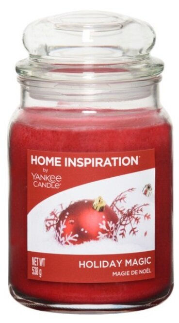 Yankee Candle Holiday Magic 538 g