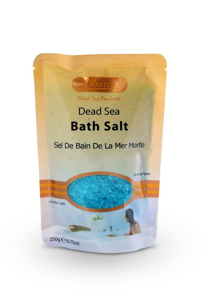 Přírodní sůl z Mrtvého moře - levandule