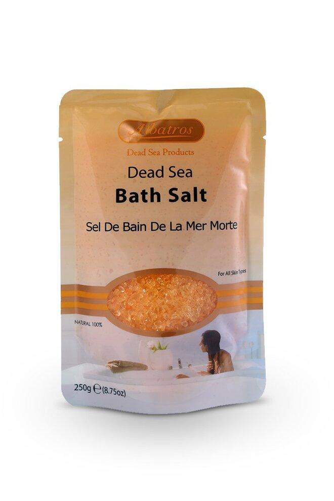 Přírodní sůl z Mrtvého moře - pomeranč