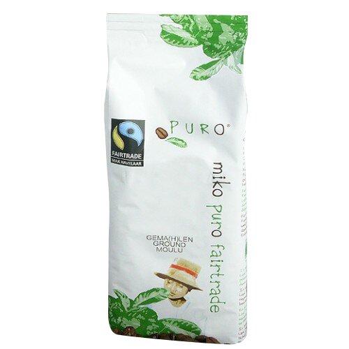 Puro Bio – zrnková káva fair trade, 250 g