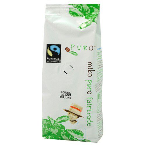 Puro Noble – mletá káva fair trade, 250 g