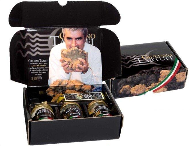 Box se 4 lanýžovými produkty