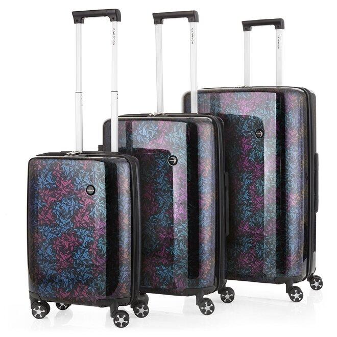 Sada kufrů Oval Class - velikosti S, M, L