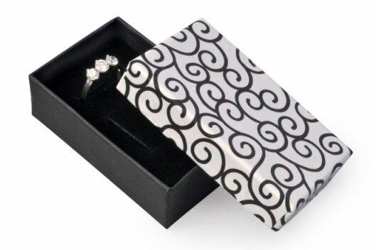 Elegantní dárková krabička - pouze k zakoupenému šperku