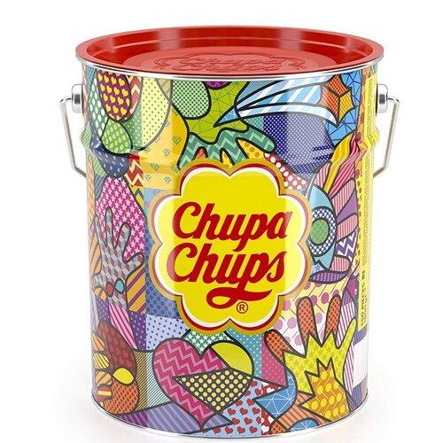 Chupa Chups plechovka, 150 ks