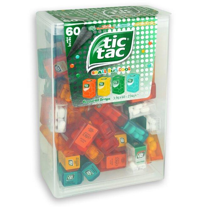 Tic Tac, 60 miniboxů