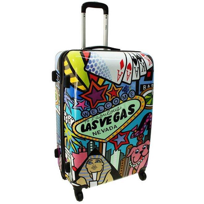 Cestovní kufr 97 l