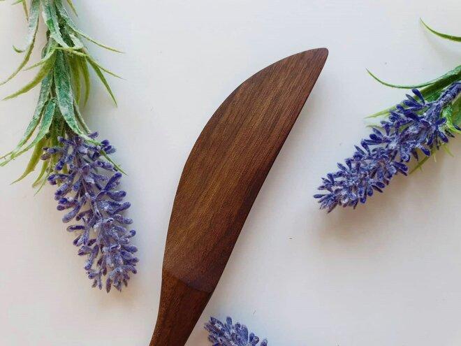 Dřevěný nůž Woodknife
