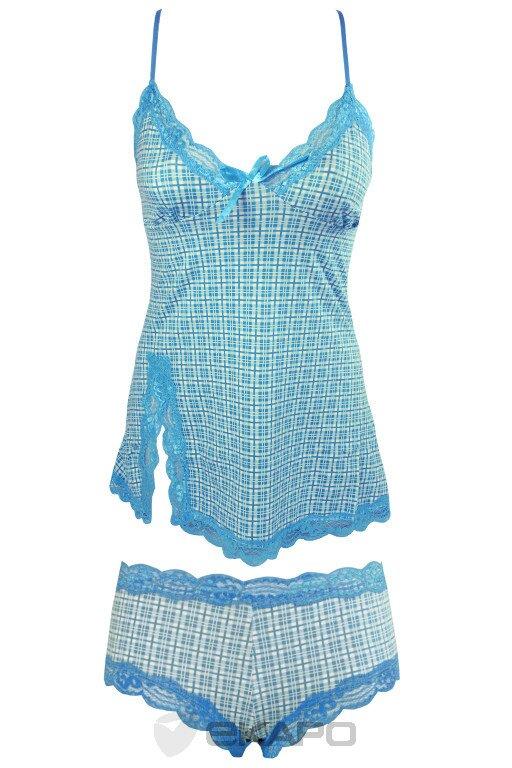 Stacey Blue dámský komplet - modrá