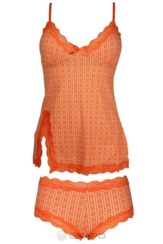 Stacey Orange dámský komplet - oranžová