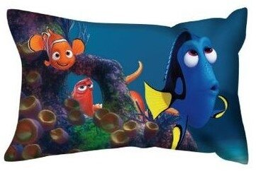 Polštář Hledá se Nemo (Eli 2118) – tmavě modrý
