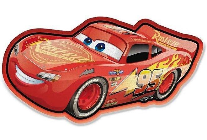 Polštář Cars (Eli 2194) – červený