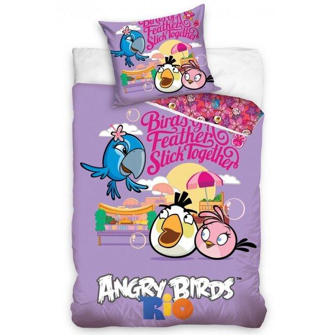 Povlečení Angry Birds 8014