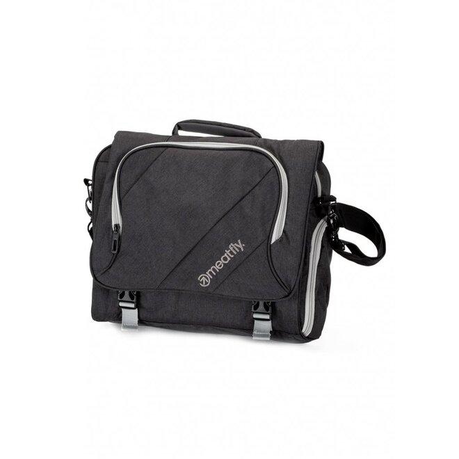 Messenger Meatfly Geller Bag A – Black