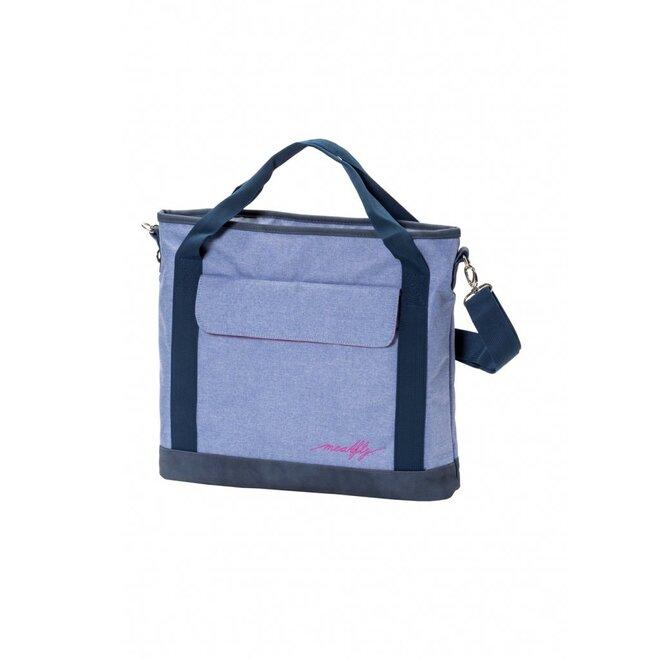 Meatfly Kuna Ladies Bag C – Denim