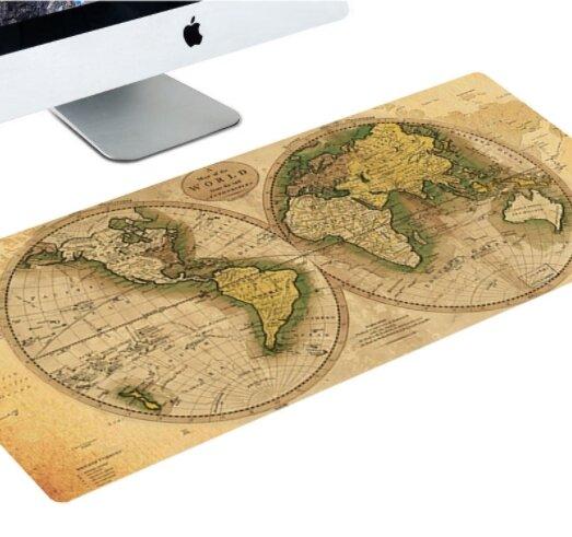 Designová podložka k PC - Stará mapa