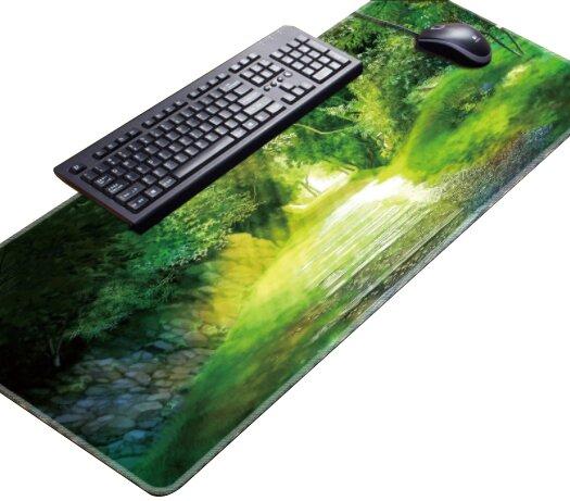 Designová podložka k PC - Les