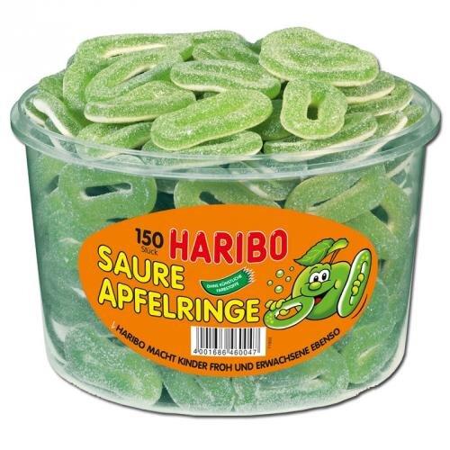 Jablečné kyselé kroužky (1200 g)