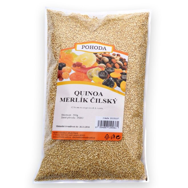Quinoa bílá, 1 kg