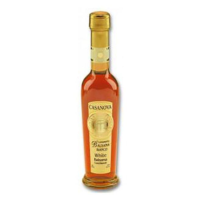 Balsamikový ocet bílý sladký Casanova, 250 ml