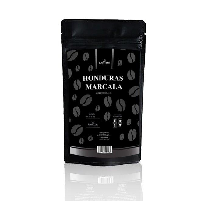 250 g kávy Honduras Marcala pražené na filtr